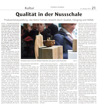 Kreisbote Landsberg - Qualität in der Nussschale
